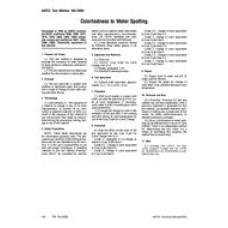 AATCC 104-2004