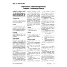 AATCC 102-2007
