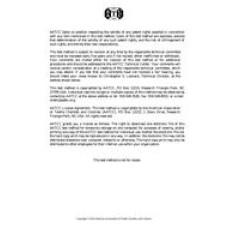 AATCC 118-2012