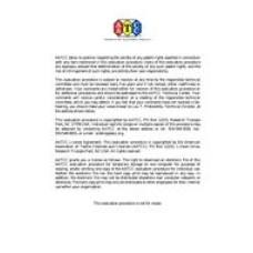 AATCC EP1-2012