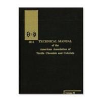 AATCC Technical Manual - 2016