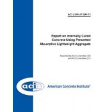ACI (308-213)R-13