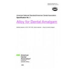 ADA 1-2003 (R2013)