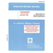 ANS 1-1987(R1992)