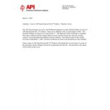API Spec 6D Annex F