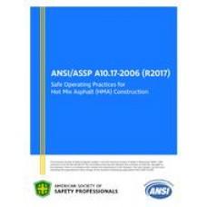 ASSP A10.17-2006 (R2017)
