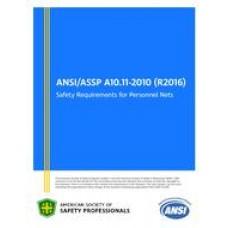 ASSP A10.11-2010 (R2016)
