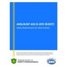 ASSP A10.13-2011 (R2017)