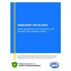 ASSP A10.10-2015