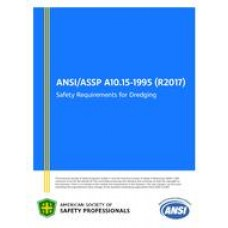 ASSP A10.15-1995 (R2017)