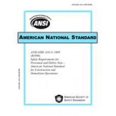 ASSP A10.11-1989 (R1998)
