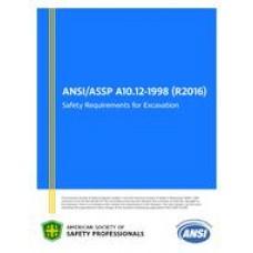 ASSP A10.12-1998 (R2016)