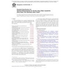 ASTM A1016/A1016M-17
