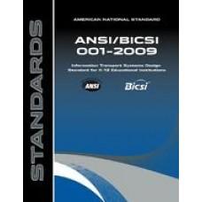 BICSI 001-2009