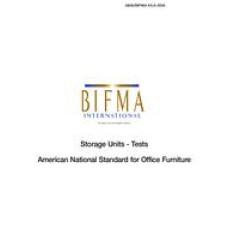 BIFMA X5.9-2004