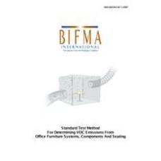 BIFMA M7.1-2007