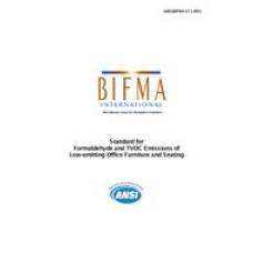 BIFMA X7.1-2011 (R2016)