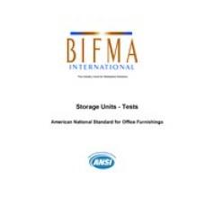 BIFMA X5.9-2012