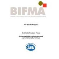 BIFMA X5.11-2015