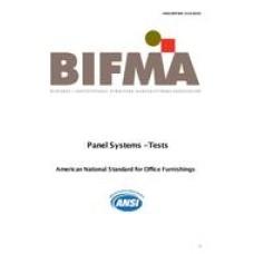 BIFMA X5.6-2016