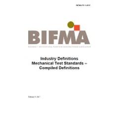 BIFMA PD-1-2017