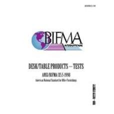 BIFMA X5.5-1998