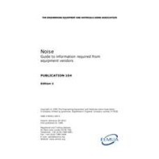 EEMUA Publication 104