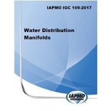 IAPMO IGC 109-2017