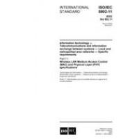 IEEE 8802-11-2005