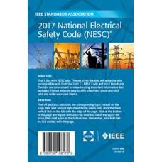 2017 NESC Code and Handbook Tabs