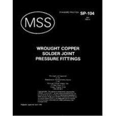 MSS SP-104-1995