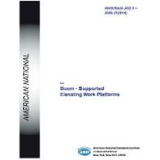 SAIA A92.5-2006 (R2014)