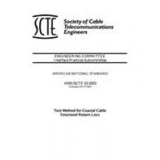 SCTE 03 2003