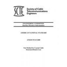 SCTE 03 2008