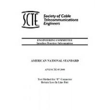 SCTE 05 2008