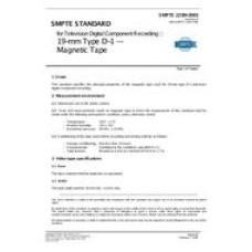SMPTE 225M-2003