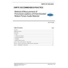 SMPTE 2054-2010