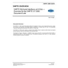 SMPTE 2081-0:2015