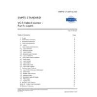 SMPTE ST 2073-5:2015